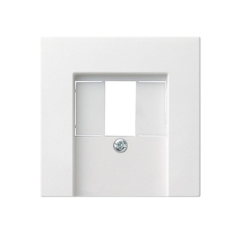 gira standard 55 schalterprogramm steckdosen schalter reinwei gl nzend w hlbar ebay. Black Bedroom Furniture Sets. Home Design Ideas