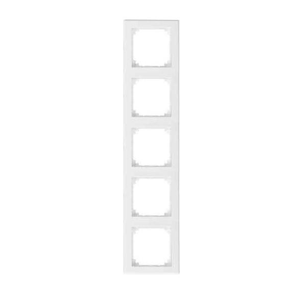 merten rahmen aufputzgeh use polarwei gl nzend m smart 1 m atelier m w hlbar ebay. Black Bedroom Furniture Sets. Home Design Ideas