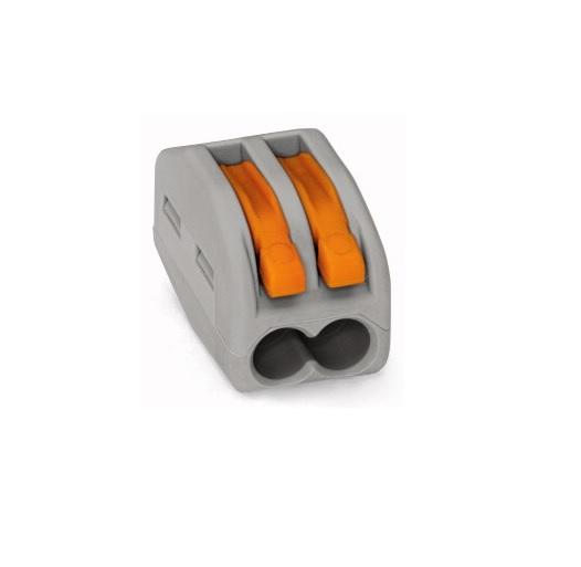 wago klemmen hebelklemmen leuchtenklemmen kabelverbinder 221 222 273 224 w hlbar ebay. Black Bedroom Furniture Sets. Home Design Ideas