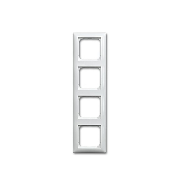 busch balance si 4 fach rahmen alpinwei 1724 914 rahmen balance si busch jaeger. Black Bedroom Furniture Sets. Home Design Ideas